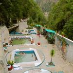 Hot Springs, Aguas Calientes, Peru, South America