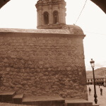 Archway, Cusco, Peru, South America