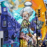Street Art, Boulevard St-Laurent