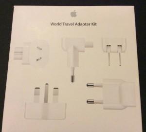Apple World Adapter Kit