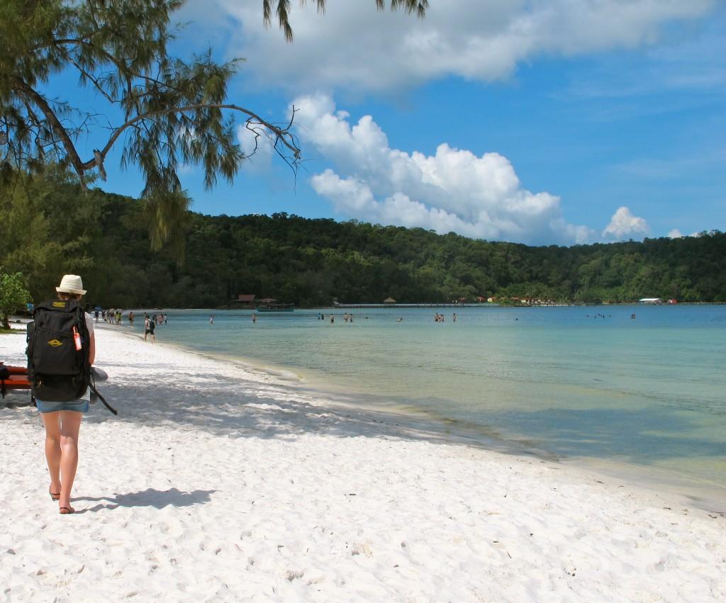 Saracen Bay, Cambodia