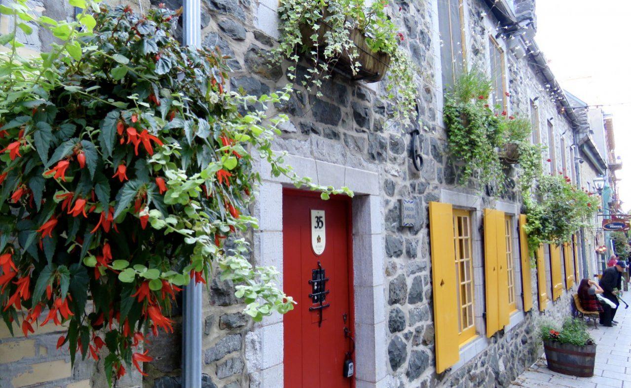 Walking Tour of Old Quebec